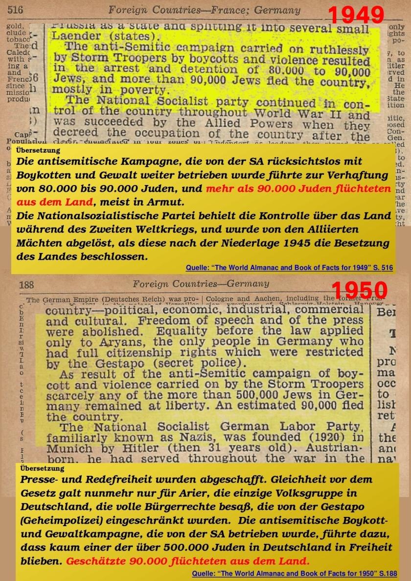 Almanac 49 u 50 Text 90 Tausend